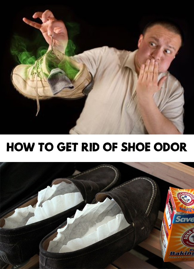 Ways To Get Rid Of Smell In Shoes
