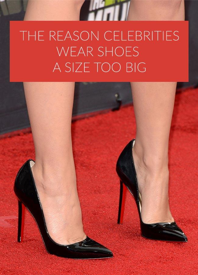 Size 10 celebrities